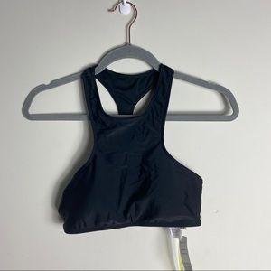 Forever 21 Black Swimwear Top